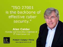 ISO 27001 is the backbone of effective cyber security
