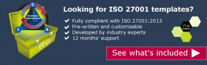 ISO 27001 templates