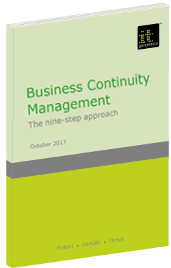 BusinessContinuityManagement