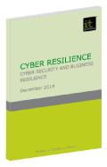 Cyber Resilience: Cyber Security and Business Resilience