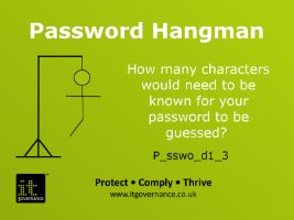 Password Hangman