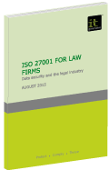 ISO 27001 for Law Firms
