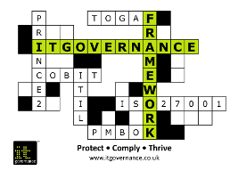 IT Governance Crossword