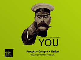 Information security needs YOU!