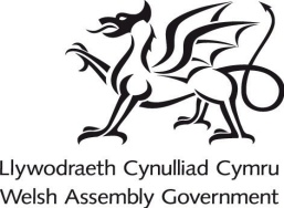 Welsh Assembly Government Statistical Directorate