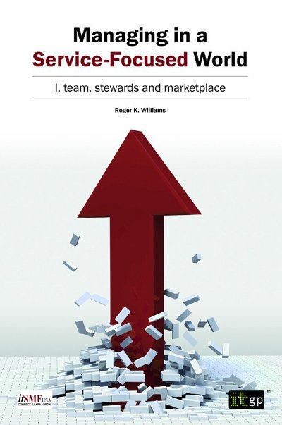 Managing in a Service-Focused World – I, team, stewards and marketplace