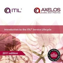 The Introduction to the ITIL Service Lifecycle - 2011 Edition (Softcover)