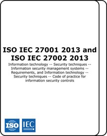 ISO IEC 27001 2013 and ISO IEC 27002 2013