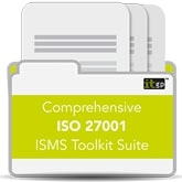 No. 3 Comprehensive ISO27001 ISO 27001 ISMS Toolkit
