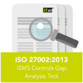 ISO27002 2013 ISMS Controls Gap Analysis Tool (Download)