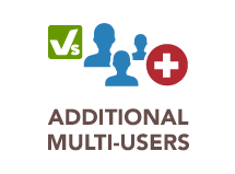 vsRisk™ Multi-user – Additional Multi-users