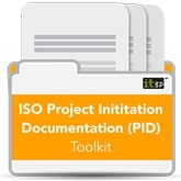 Turn your ISO management system project into a success with the ISO Project Initiation Documentation (PID) Toolkit