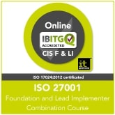 Certified ISO 27001 Foundation and Lead Implementer Live Online Combination Training Course