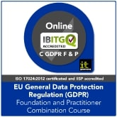 Certified EU General Data Protection Regulation (GDPR) Foundation and Practitioner Combination Online Course