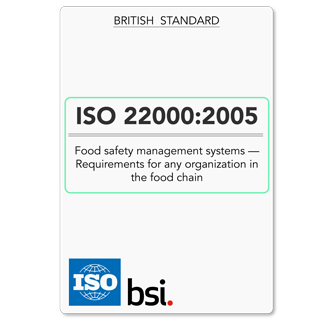 ISO22000 (ISO 22000) FSMS Requirements (Hardcopy)