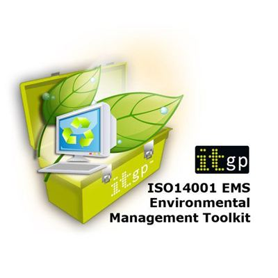 ISO14001 EMS Environmental Management System Documentation Toolkit