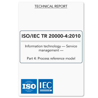 ISO20000-4 (ISO 20000-4) Process Reference Model (Single-User Download)