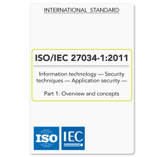 ISO27034-1 (ISO 27034-1) Application Security Overview and Concepts (Hardcopy)