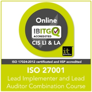 Certified ISO 27001 Lead Implementer and Lead Auditor Live Online Combination Training Course