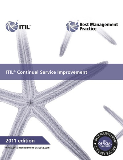 ITIL 2011 Continual Service Improvement (1 Year Online Subscription)